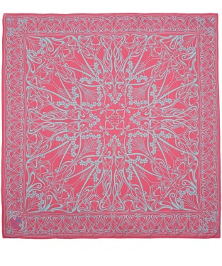 pink liberty scarf